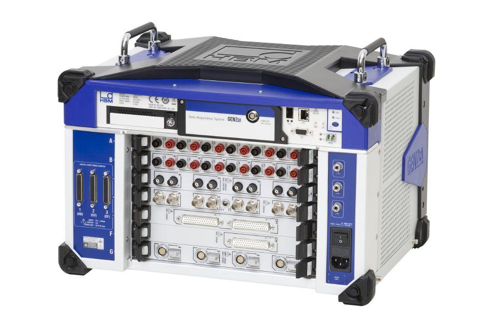 Регистратор переходных процессов и система сбора данных серии GEN7tA