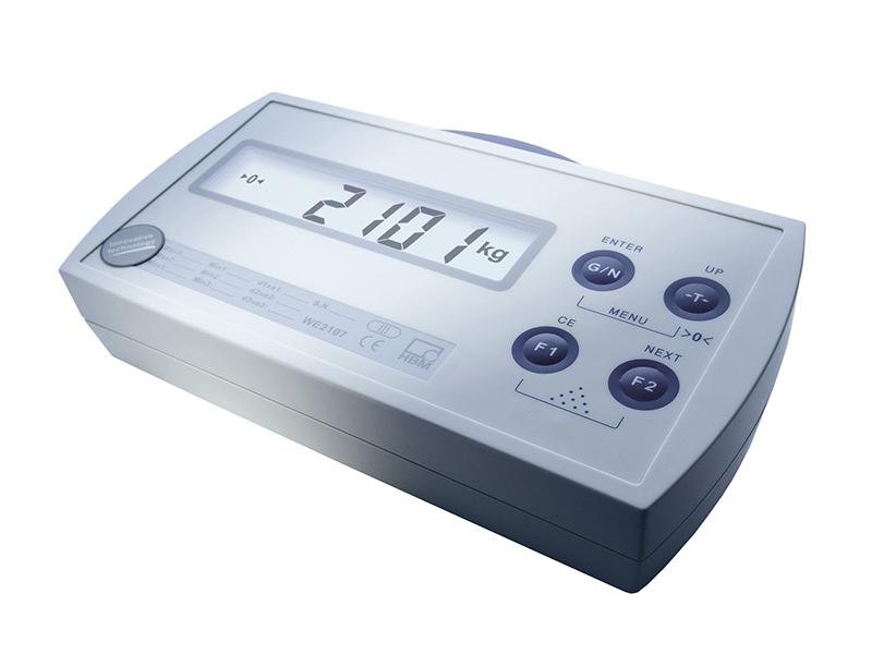 Цифровой весовой индикатор WE2107