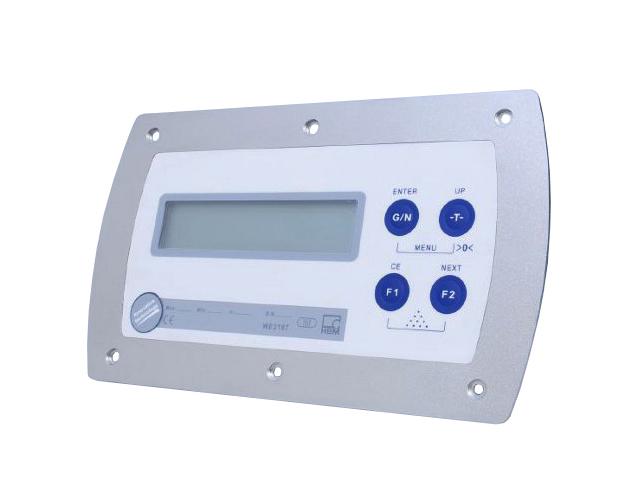 Цифровой весовой индикатор WE2107M
