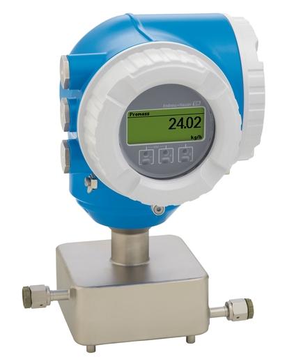 Proline Cubemass C 300coriolis flowmeter