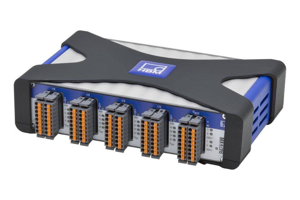 Модуль ввода-вывода QuantumX MX879B