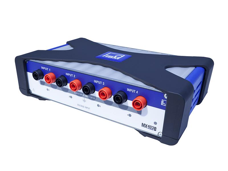 Модуль для измерения напряжения QuantumX MX403B