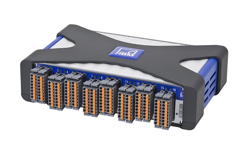 Универсальный усилитель QuantumX MX1601B