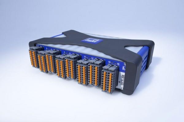 Усилитель для мостовых тензодатчиков MX1616B
