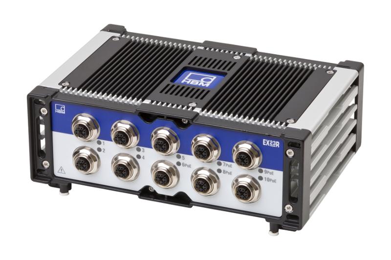 Коммутатор с поддержкой технологии PoE EX23-R