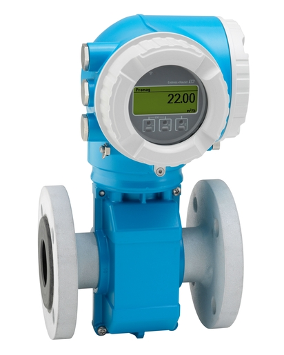 Proline Promag W 300electromagnetic flowmeter