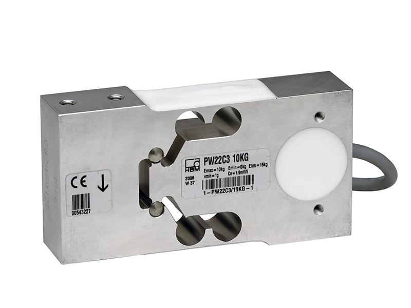 Платформенный тензодатчик веса PW22